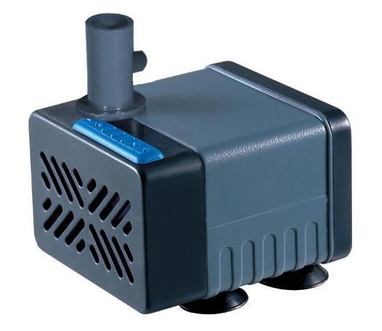 鱼缸水泵的流量和扬程