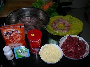 牛心汉堡增色和起头的做法