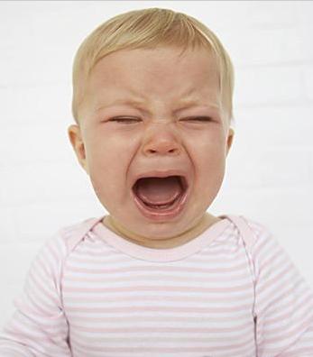 四大對策解救寶寶的「壞脾氣」