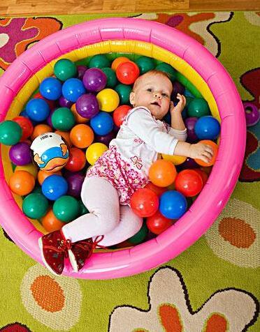 激發寶寶想象力的親子遊戲!